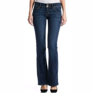 HUDSON Signature Stretch Mid Colin Bootcut Jeans